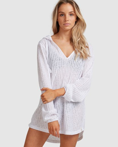 0 Sandy Beach Cover Up White 6571151 Billabong