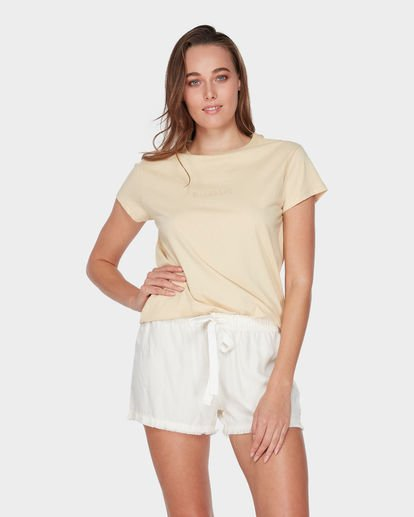 0 SALT WRECKED SHORT Beige 6571274 Billabong