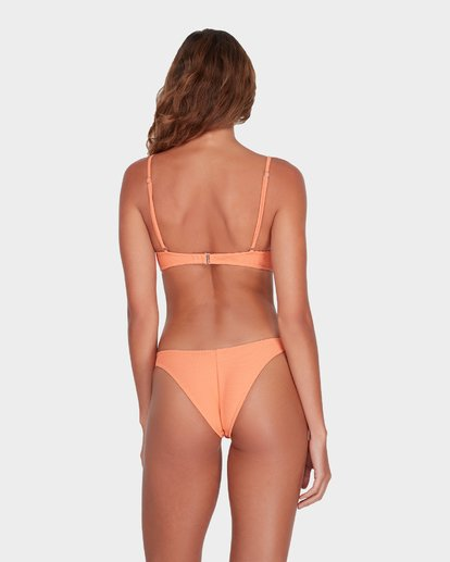 0 SHORELINES HIKE BIKINI BOTTOM Brown 6571614X Billabong