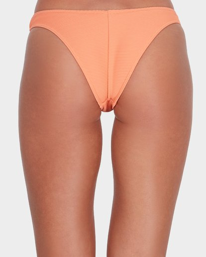 4 SHORELINES HIKE BIKINI BOTTOM Brown 6571614X Billabong