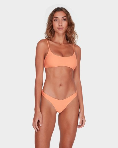 1 SHORELINES HIKE BIKINI BOTTOM Brown 6571614X Billabong