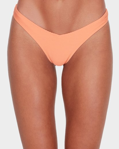 3 SHORELINES HIKE BIKINI BOTTOM Brown 6571614X Billabong
