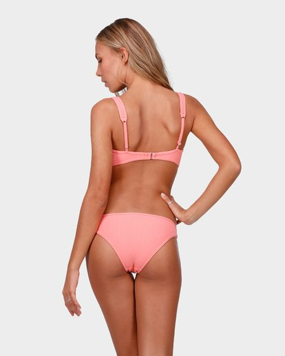 2 UNDER THE SUN BIKINI TOP Pink 6571814X Billabong