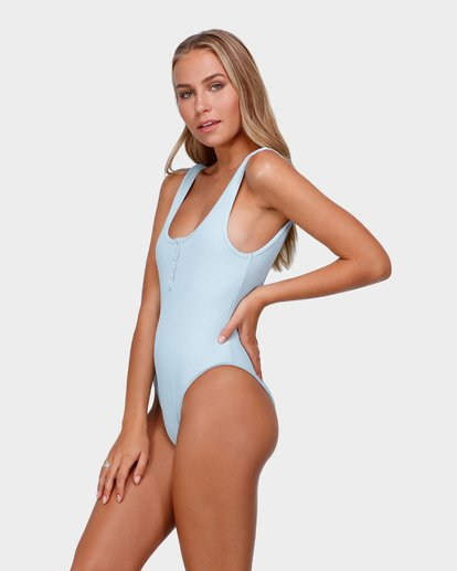 1 UNDER THE SUN ONE PIECE Blue 6571815X Billabong