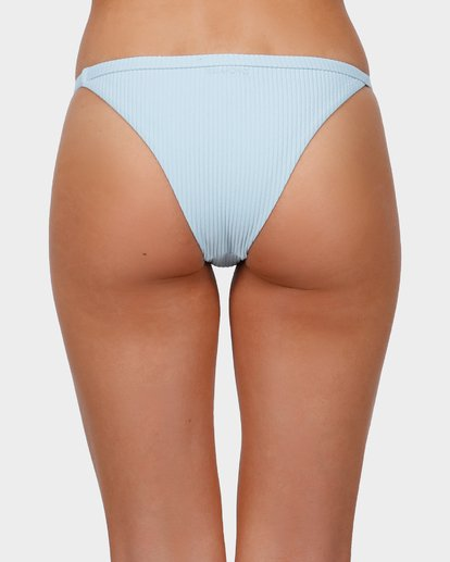 4 UNDER THE SUN BIARRITZ BIKINI BOTTOM Blue 6571817X Billabong