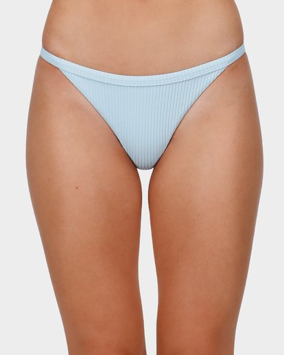 3 UNDER THE SUN BIARRITZ BIKINI BOTTOM Blue 6571817X Billabong