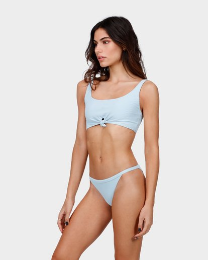 2 UNDER THE SUN BIARRITZ BIKINI BOTTOM Blue 6571817X Billabong