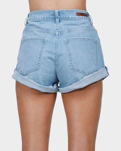 4 OVERDRIVE STRETCH SHORTS Blue 6572291 Billabong