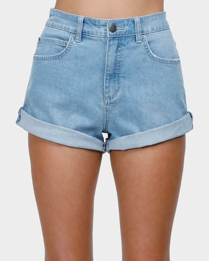 3 OVERDRIVE STRETCH SHORTS Blue 6572291 Billabong