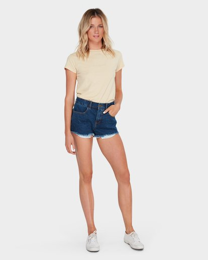 5 MEMORY LANE STRETCH SHORT Blue 6572298 Billabong