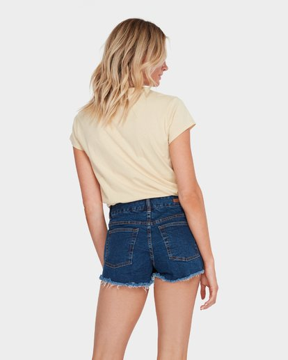 2 MEMORY LANE STRETCH SHORT Blue 6572298 Billabong