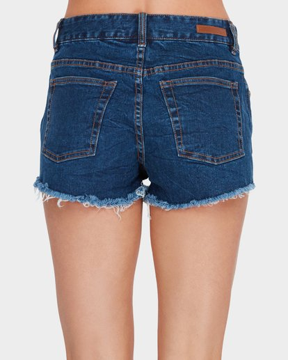 4 MEMORY LANE STRETCH SHORT Blue 6572298 Billabong