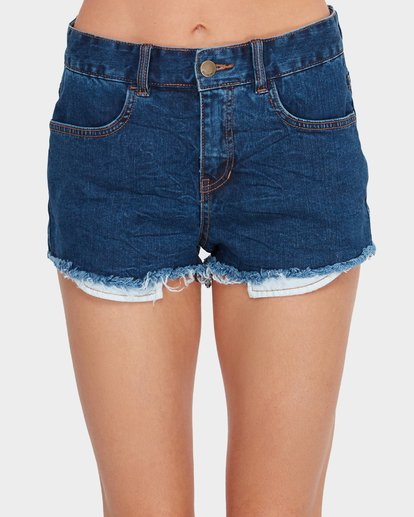 3 MEMORY LANE STRETCH SHORT Blue 6572298 Billabong