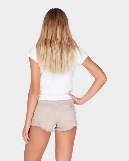 2 MEMORY LANE STRETCH OVERDYE SHORT Grey 6572298X Billabong