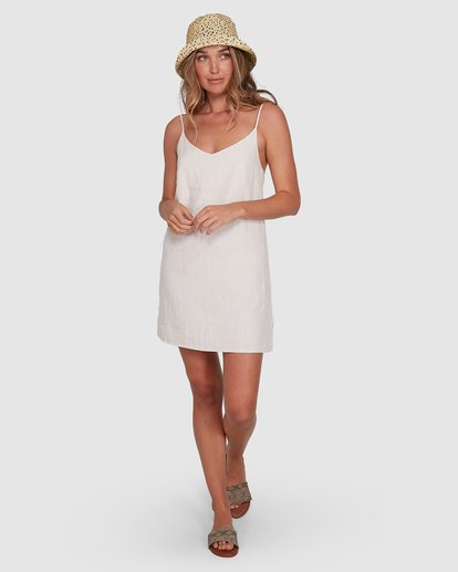 6 Summer Love Dress Beige 6572476 Billabong