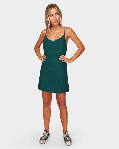 4 Summer Love Dress Green 6572476 Billabong
