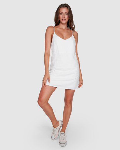 6 SUMMER LOVE DRESS White 6572476 Billabong