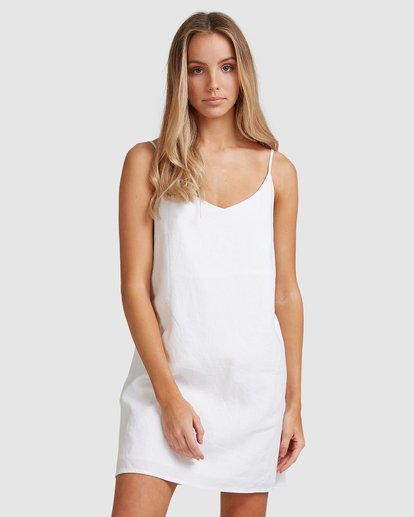 1 Summer Love Dress White 6572476 Billabong
