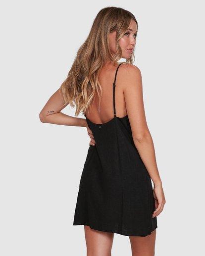 3 Summer Love Dress Black 6572476 Billabong