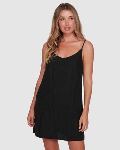 1 Summer Love Dress Black 6572476 Billabong