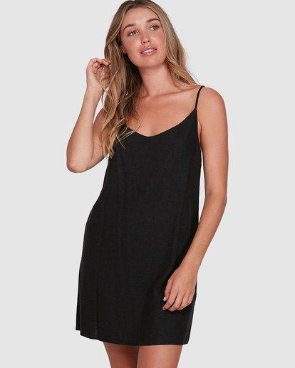 0 Summer Love Dress Black 6572476 Billabong