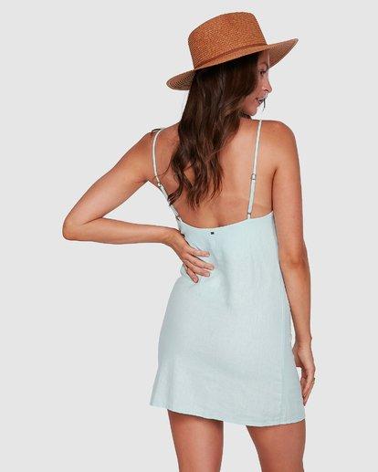 3 Summer Love Dress Blue 6572476 Billabong