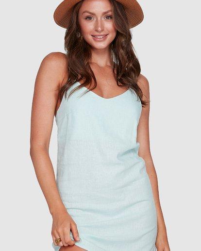 4 Summer Love Dress Blue 6572476 Billabong