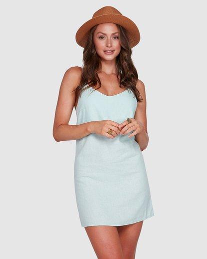 1 Summer Love Dress Blue 6572476 Billabong