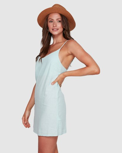 2 Summer Love Dress Blue 6572476 Billabong