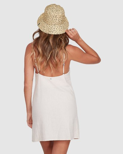 3 Summer Love Dress Beige 6572476 Billabong