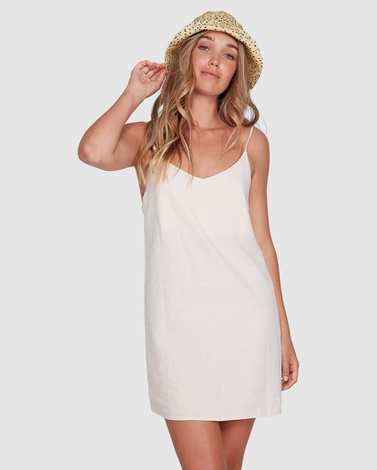 1 Summer Love Dress Beige 6572476 Billabong