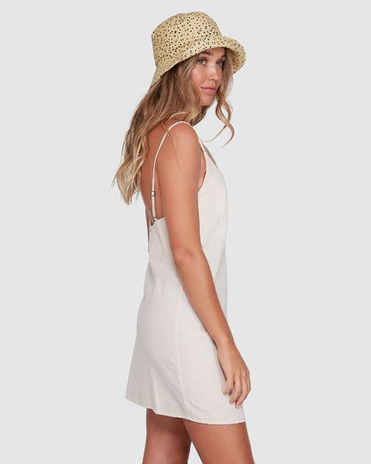 2 Summer Love Dress Beige 6572476 Billabong