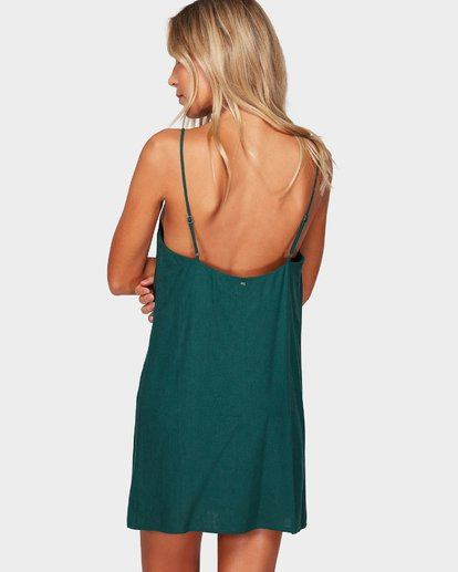 2 Summer Love Dress Green 6572476 Billabong