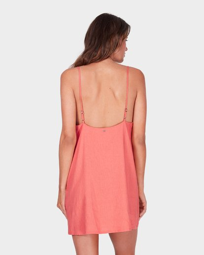 2 Summer Love Dress Brown 6572476 Billabong