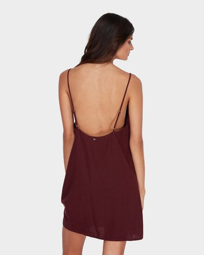 2 Summer Love Dress Red 6572476 Billabong