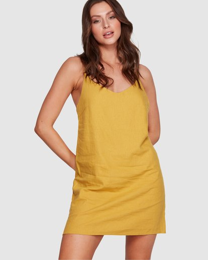 0 Summer Love Dress Orange 6572476 Billabong