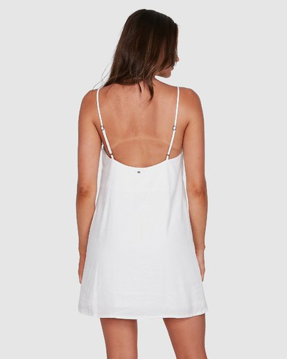3 SUMMER LOVE DRESS White 6572476 Billabong