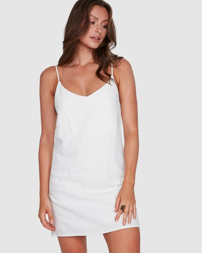 5 Summer Love Dress White 6572476 Billabong