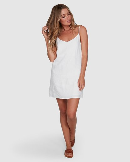 6 Summer Love Dress White 6572476AS Billabong