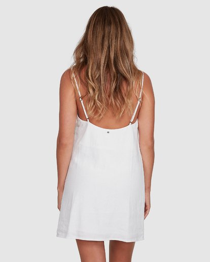 3 Summer Love Dress White 6572476AS Billabong