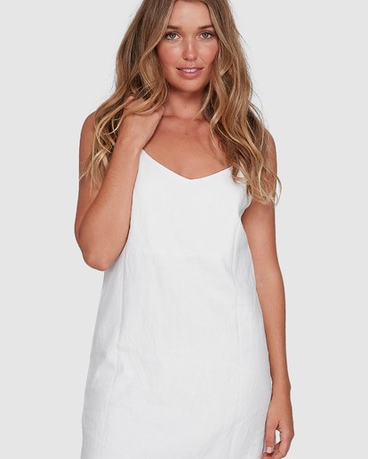 4 Summer Love Dress White 6572476AS Billabong