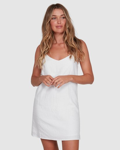 1 Summer Love Dress White 6572476AS Billabong
