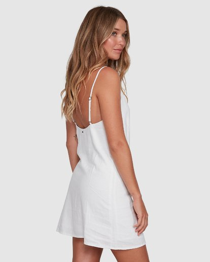 2 Summer Love Dress White 6572476AS Billabong