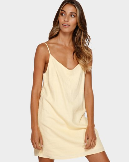 0 SUMMER LOVE DRESS  6572476X Billabong