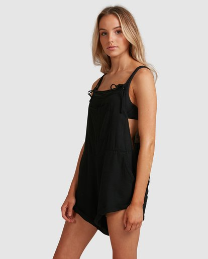 1 Wild Pursuit Jumpsuit Black 6572501 Billabong