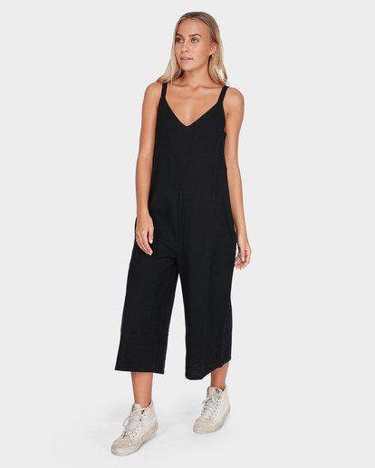 3 Wind Chaser Jumpsuit Black 6572508 Billabong
