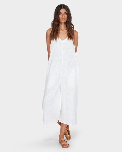 3 Wind Chaser Jumpsuit White 6572508 Billabong