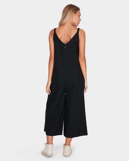 2 Wind Chaser Jumpsuit Black 6572508 Billabong