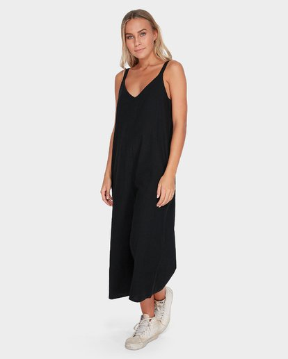 1 Wind Chaser Jumpsuit Black 6572508 Billabong