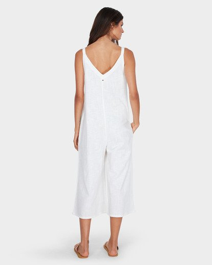2 Wind Chaser Jumpsuit White 6572508 Billabong